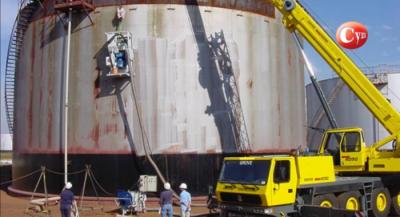 test-de-granallado-en-refineria-replan